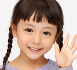 """2代目「ふじっ子ちゃん」がお披露目 """"日本一可愛い小学1年生""""元倉あかりさん"""