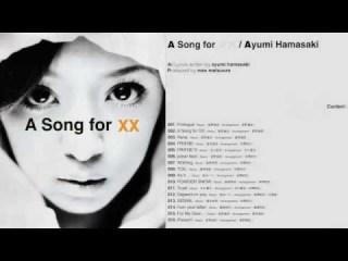 浜崎あゆみの好きな曲