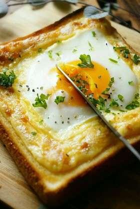 今朝の朝ごはん何食べた?