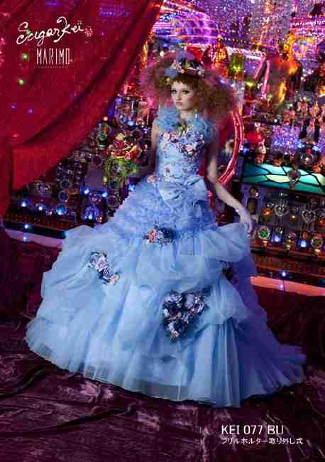 有名人がプロデュースしているドレスを披露宴で着た人、どんなの着ました?
