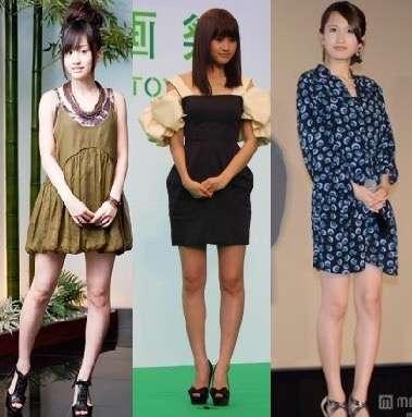 女性芸能人の身長と体重を予想してみるトピ。