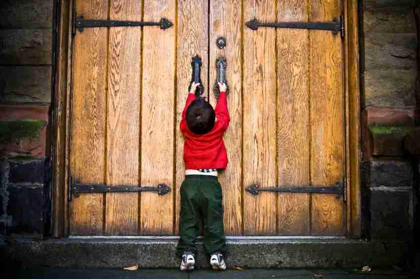 心の扉が閉まる時