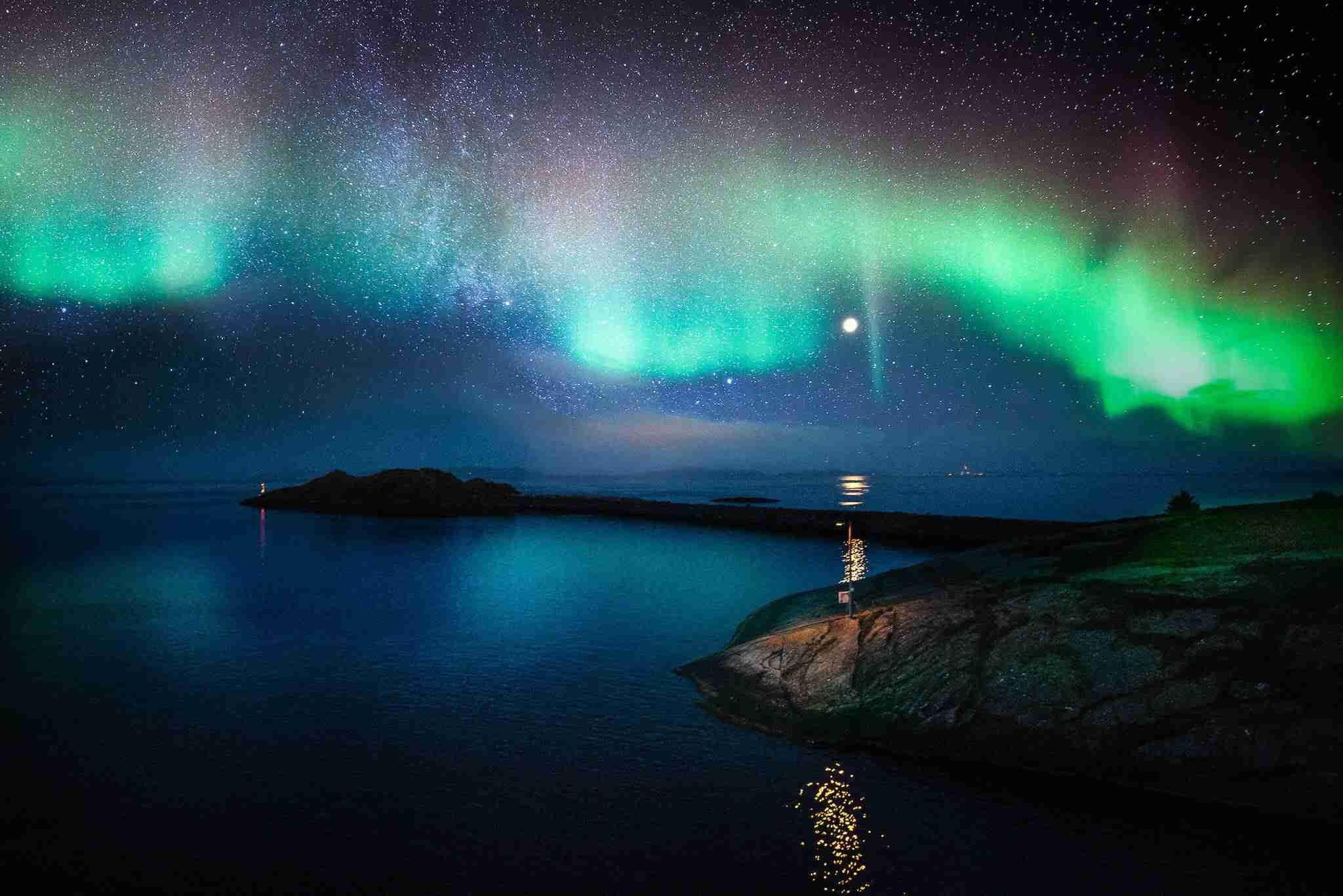 素敵な『夜』の画像が集まるトピ