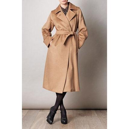 大人の綺麗めコート