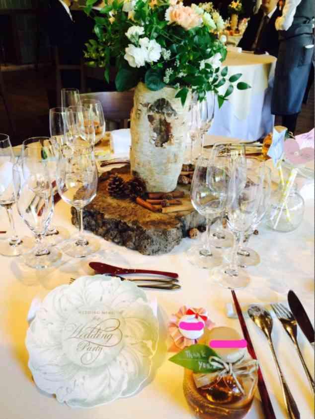 結婚式のDIY