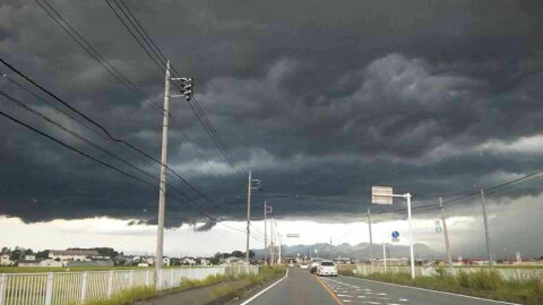 おもしろ雲集まれ〜!