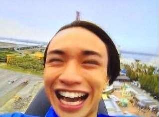 爆笑してる写真を貼って楽しい気分になるトピ