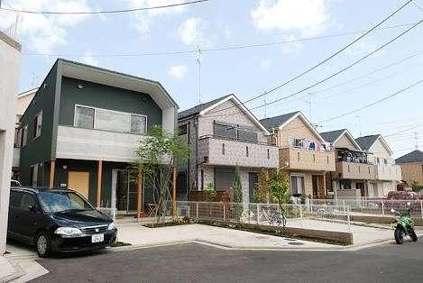 新興住宅地ってどうですか