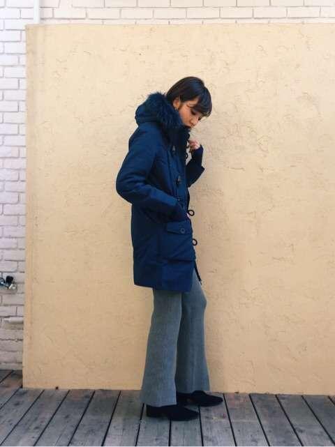 真冬、ボトムスは何を履きますか?