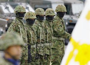 【画像】色んな軍服姿・戦闘服姿が見たい