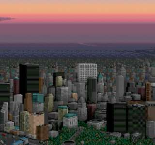 ゲームの世界みたいな景色の画像下さい