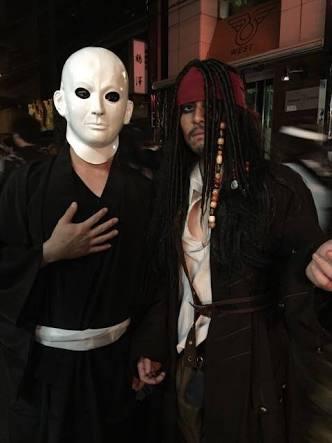 日本のお化けとキャラクターでハロウィンの仮装をやるなら