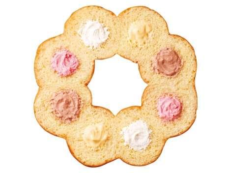 ミスタードーナツ最大級のXmas限定『ビッグドーナツ』登場