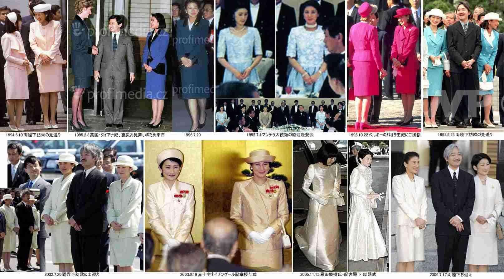 皇后さまのやつれた姿に心配の声、1年間のご公務は342件