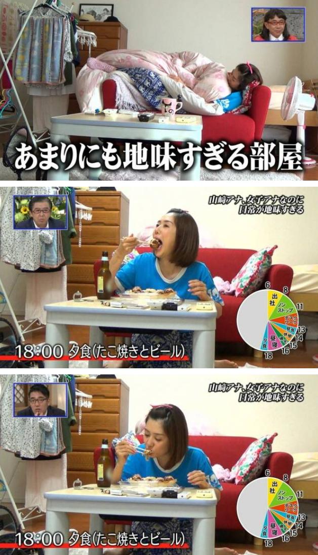 山崎夕貴アナの下着事情に平成ノブシコブシの吉村崇が一喝「大っ嫌い!」