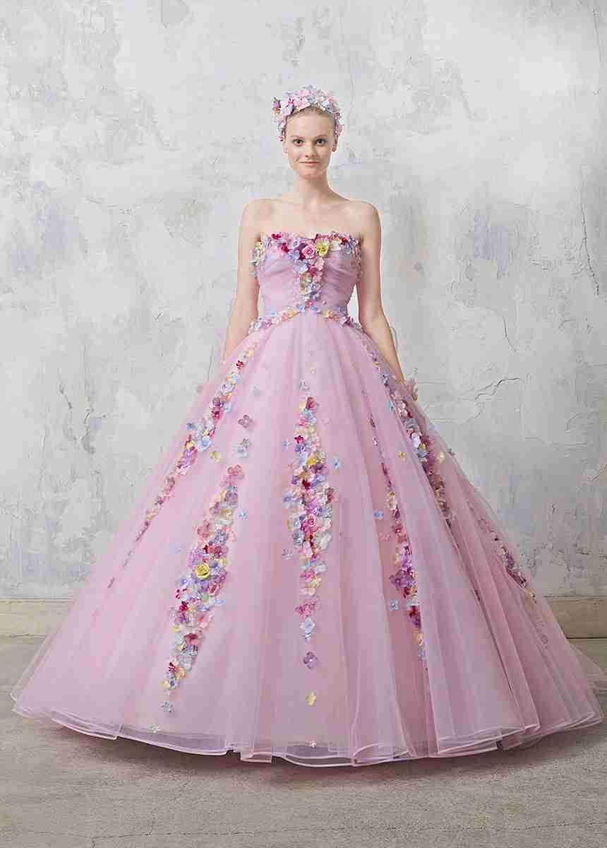 カラードレスについて