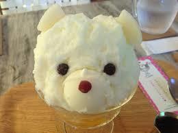見てるだけでワクワクするようなアイス貼るトピ