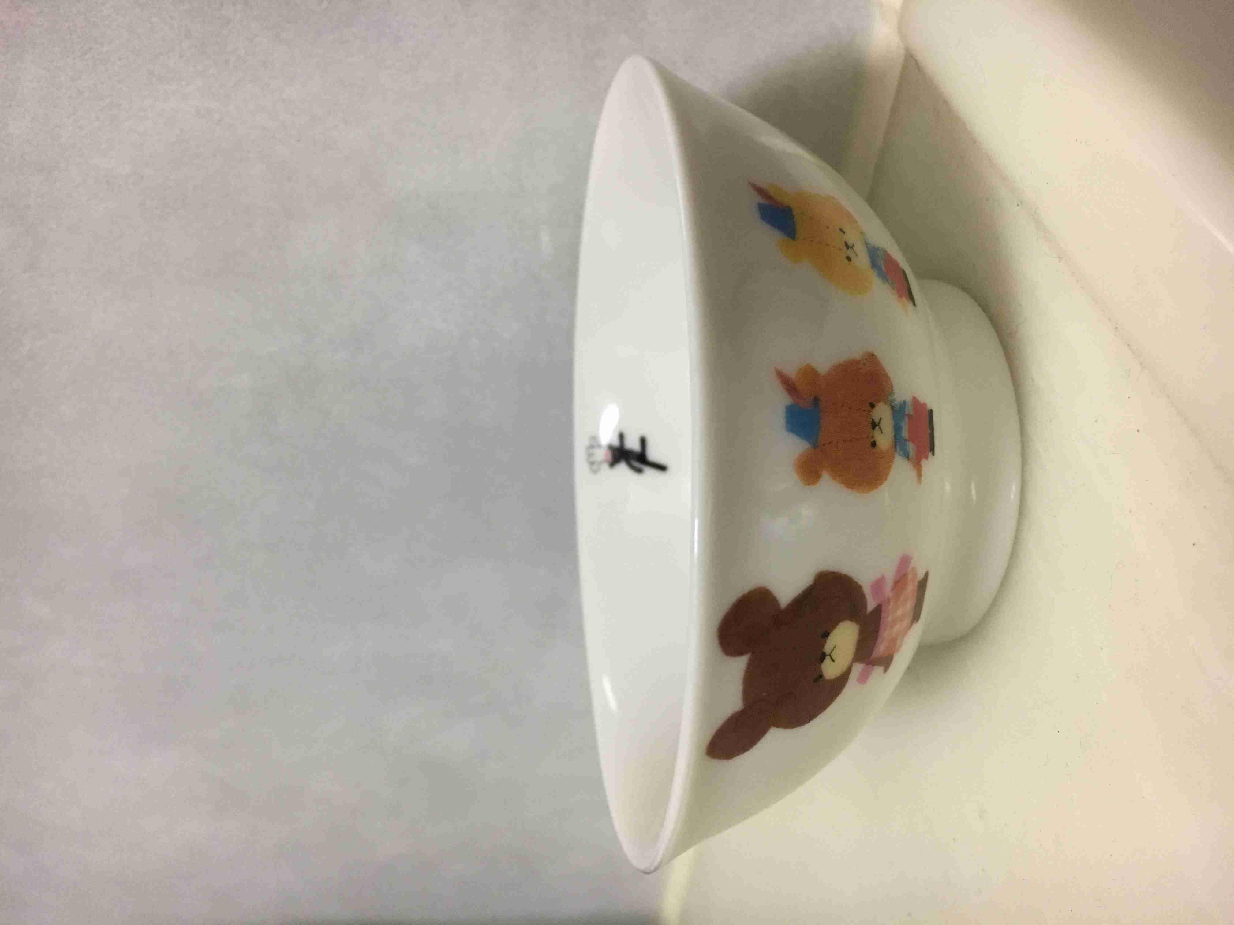 ガル民達の茶碗❤