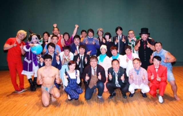 小島よしお、ベッキーと事務所ライブで共演 楽屋あいさつで騒動謝罪に「芸人総立ち」