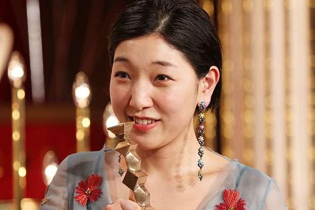 映画女優・菜葉菜 「宇宙人みたいな顔も私の個性」