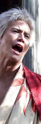 市原隼人が銀髪、栗山千明が金髪に!木村拓哉主演「無限の住人」劇中カット公開