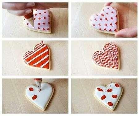 凝ってるクッキー【画像】