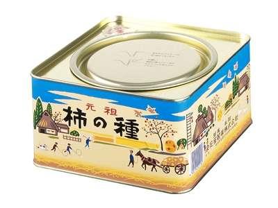「世界最大の柿の種」亀田製菓が完成 ブーメランに使えそうなでかさ