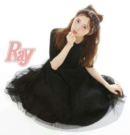 好きな「Ray(レイ)」のモデル
