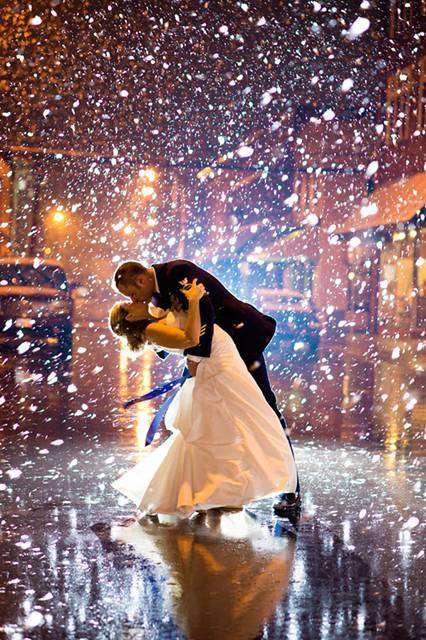 結婚式雨だった人集合!