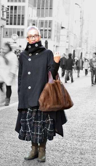 ファッションは年相応ですか?