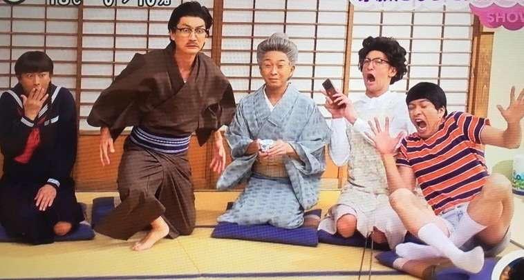 昭和のテレビ番組と今のテレビ番組との違い