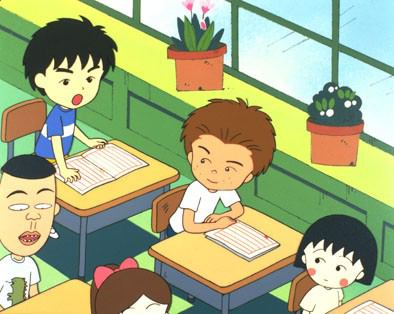 「ちびまる子ちゃん」のクラスメイトを語りたい
