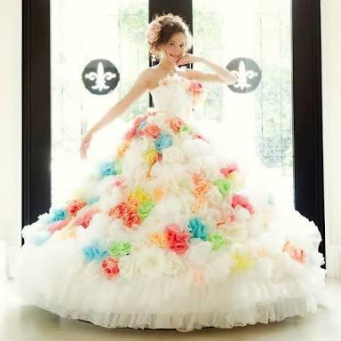 ドレスの画像貼ろう♡