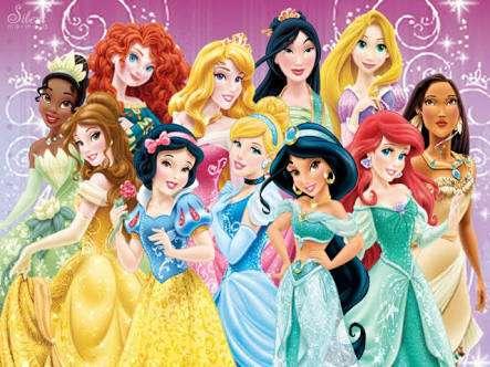 プリンセスになれるなら誰になりたいですか?