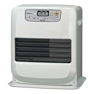 住んでいる市町村×暖房器具の使用状況