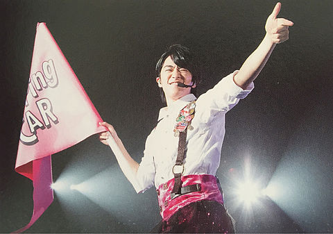 Hey! Say! JUMP知念侑李、山田涼介超えを宣言!?「これからは1番になります」
