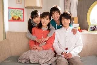 ドラマの中の憧れる家族