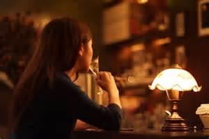 1人で、バーに飲みに行ける人
