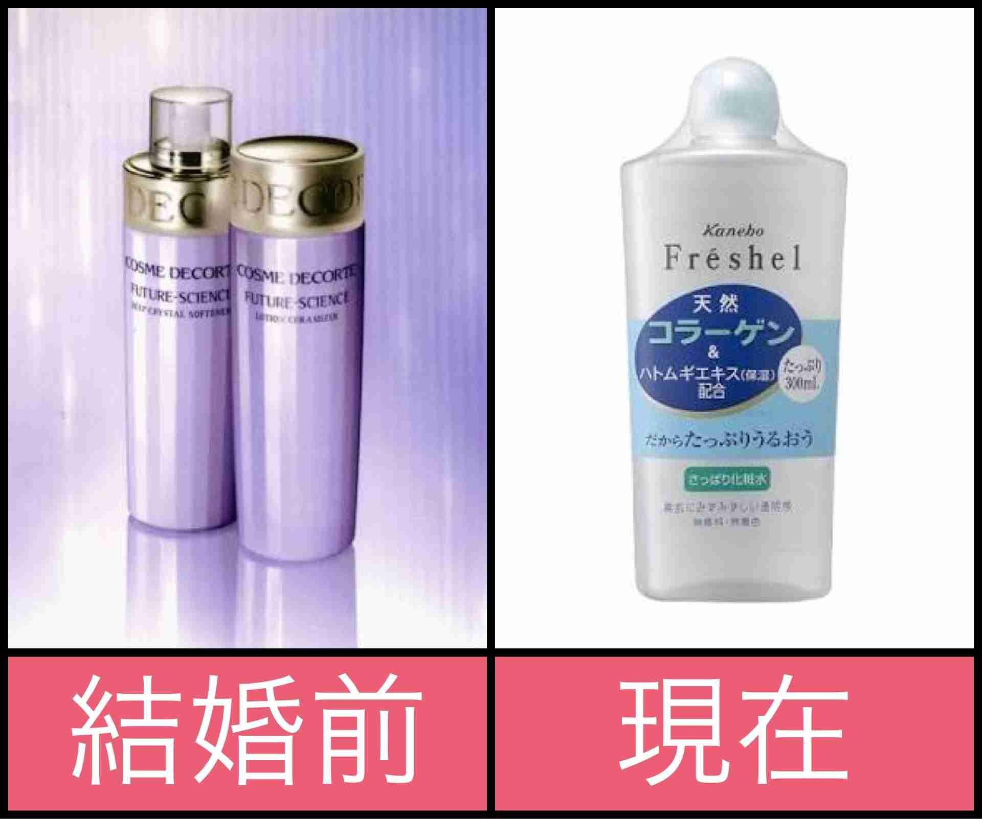 皆なんの化粧水使ってる?