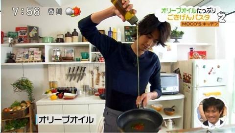 MOCO's キッチンで実際に作ったものありますか?