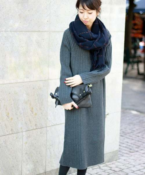 アラフォーの冬ファッション