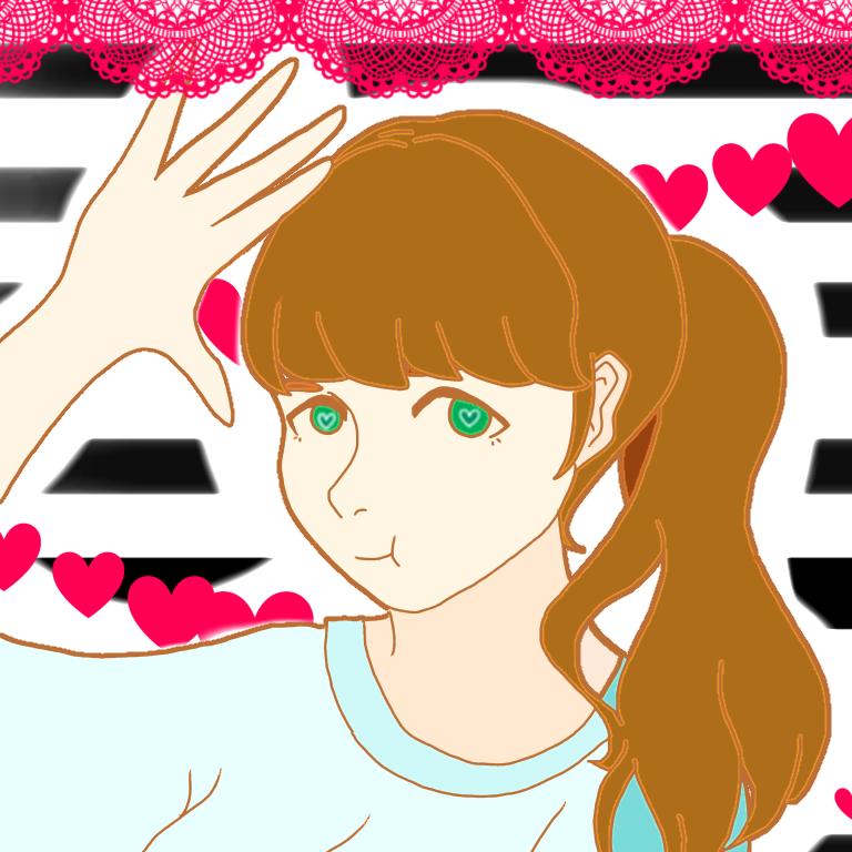女の子の絵を描くトピ Part5