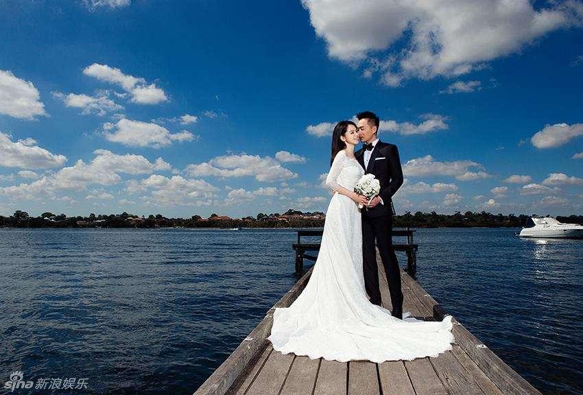 卓球の福原愛選手、ウエディングドレス姿を公開 新婚生活送るドイツで