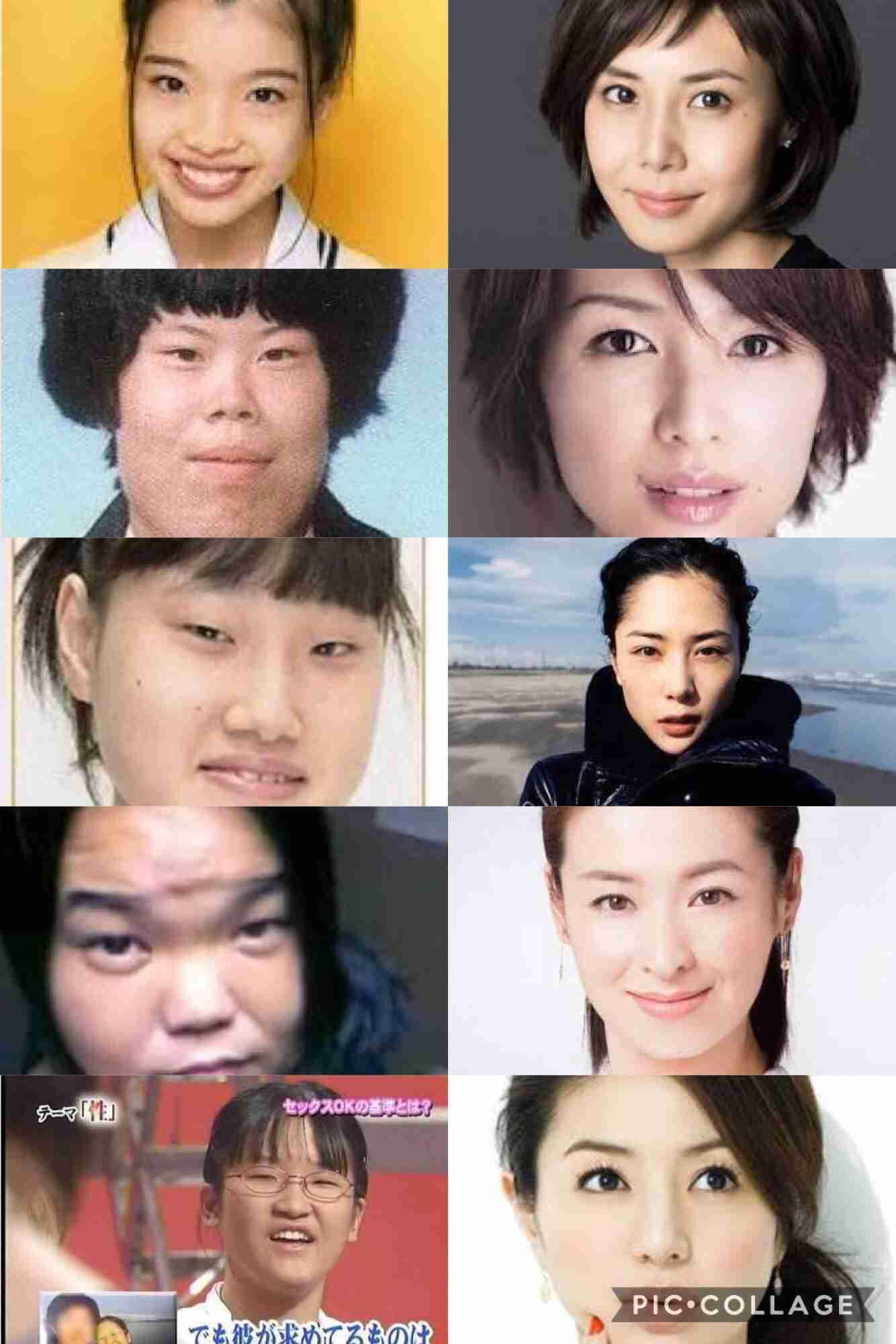 若いブスより年増の美人?