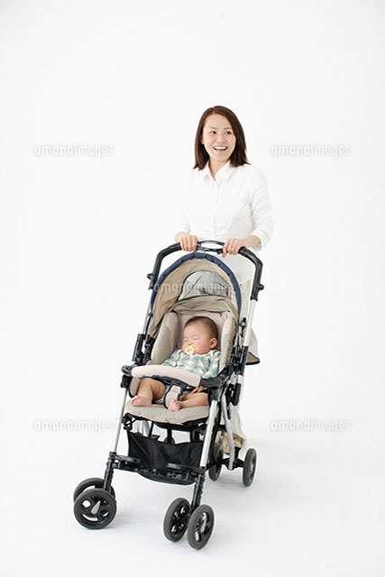 赤ちゃん連れの散歩コース