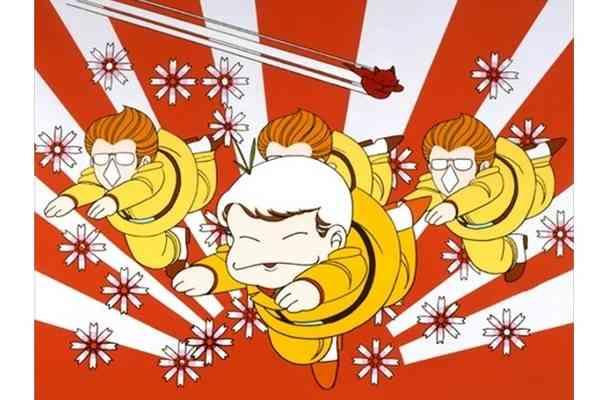 映画『銀魂』の新年挨拶動画に「旭日旗はやめて!」のツイートが寄せられ物議