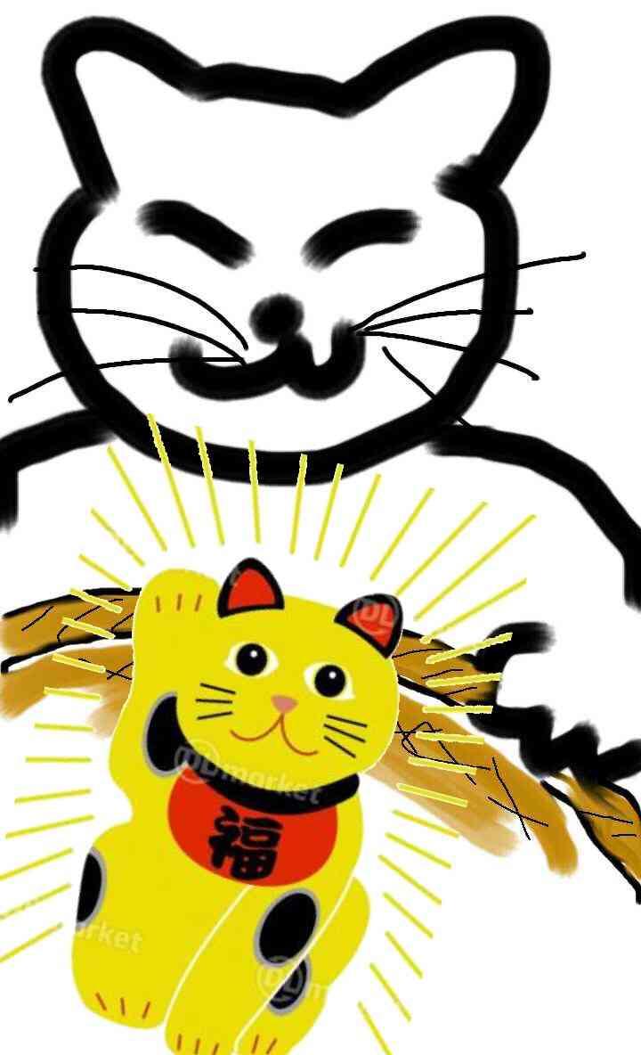 【お絵描き】子猫産まれました(=^ェ^=)