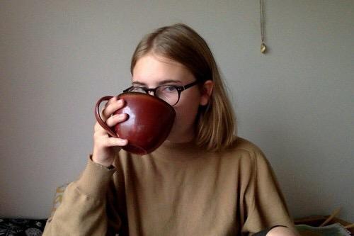 眼鏡しててもお洒落なコーデ