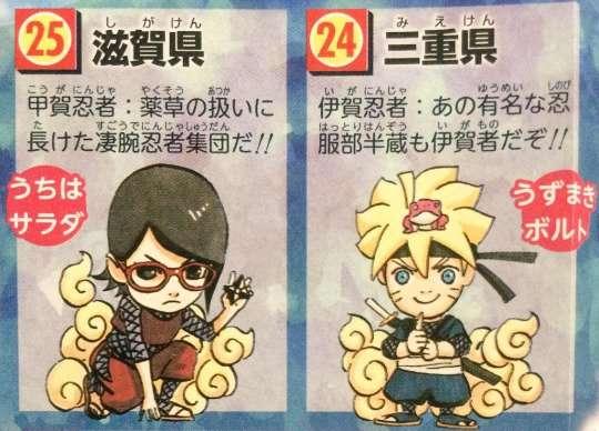 「NARUTO」で好きなキャラ!