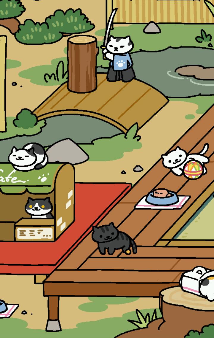 『猫侍』すきなひと